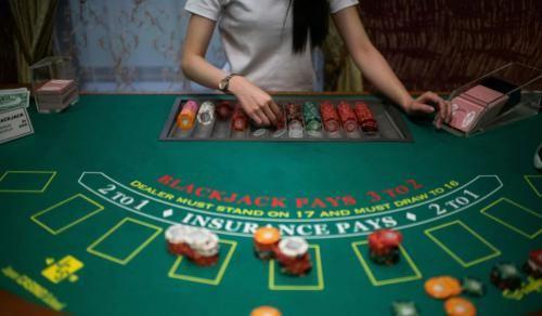 کامل ترین آموزش بازی بلک جک یا 21 «Blackjack»