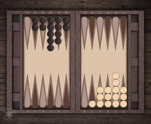 آموزش بازی تخته نرد به زبان ساده + ترفندها و روش های برد